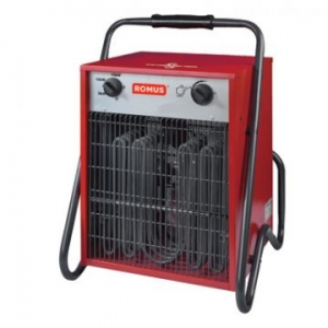 Chauffage Red Hot 15 kW triphasé 380 V
